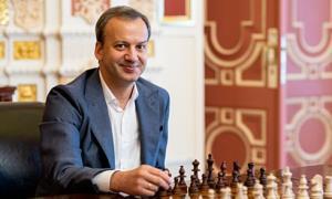 Ông Arkady Dvorkovich - Chủ tịch Liên đoàn Cờ Thế giới.