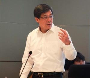 Ông Đỗ Văn Khạnh, nguyên tổng giám đốc PVEP