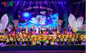 Lễ hội hoa ban năm 2019