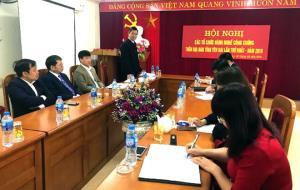 Hội nghị Các tổ chức hành nghề công chứng trên địa bàn tỉnh Yên Bái năm 2019.