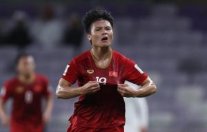 Nguyễn Quang Hải - niềm hy vọng của U23 Việt Nam.