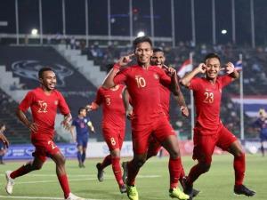 U23 Indonesia hứa hẹn là đối thủ đáng gờm của đoàn quân HLV Park Hang Seo