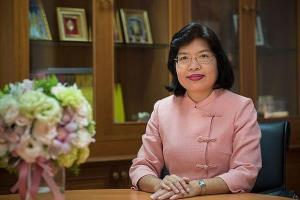 Bà Auramon Supthaweethum, Vụ trưởng Vụ Đàm phán thương mại của Bộ Thương mại Thái Lan.