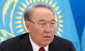 Tổng thống Kazakhstan Nursultan Nazarbayev