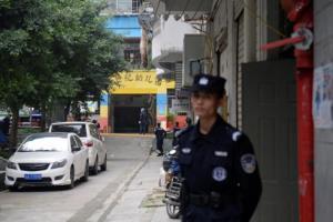 Vụ tấn công bằng xe ô tô tại tỉnh Hồ Bắc, Trung Quốc ngày 22/3 đã khiến 14 người thương vong.