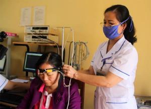 Chất lượng khám và điều trị tại Bệnh viện Tâm thần tỉnh ngày càng được nâng cao.