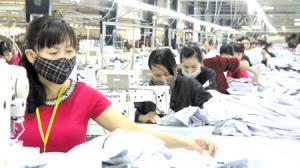 Nhà máy May do Công ty May xuất khẩu DeaSung Global của Hàn Quốc đầu tư tại Cụm công nghiệp Thịnh Hưng, huyện Yên Bình đã đi vào hoạt động.