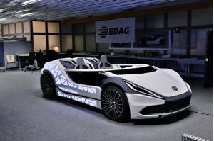 Tập đoàn EDAG (Đức) trở thành đối tác mới của thương hiệu xe hơi Việt Vinfast - Ảnh minh hoạ