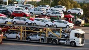 Ô tô nhập khẩu về Việt Nam tăng mạnh. Ảnh minh họa
