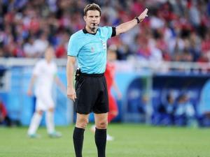 Trọng tài người Đức Felix Brych đã bị FIFA loại khỏi danh sách.