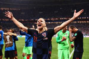 Croatia chơi tấn công đẹp mắt và hiệu quả ở World Cup 2018.