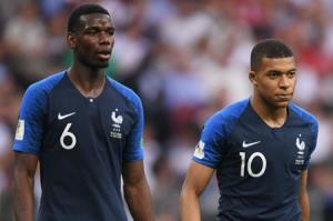 Mbappe và Pogba lập kỷ lục tại World Cup 2018.