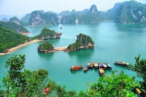 Năm Du lịch quốc gia 2018 có các hoạt động chính được tổ chức tập trung tại Quảng Ninh. Ảnh minh họa