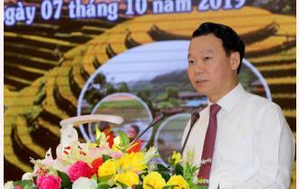 Phát biểu chỉ đạo của Chủ tịch UBND tỉnh Đỗ Đức Duy tại Hội nghị tổng kết 10 năm thực hiện Chương trình xây dựng nông thôn mới