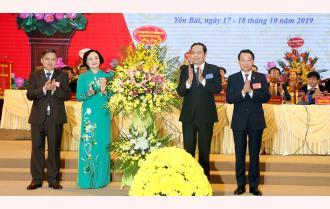 Đại hội đại biểu các dân tộc thiểu số tỉnh Yên Bái lần thứ III năm 2019 thành công tốt đẹp