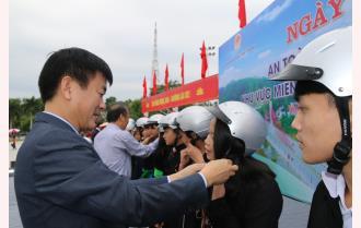 Tại Yên Bái: Ngày hội An toàn giao thông khu vực miền núi phía Bắc năm 2020