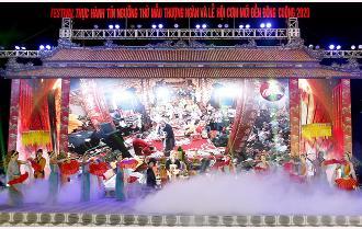 Văn Yên khai mạc Festival thực hành tín ngưỡng thờ Mẫu Thượng Ngàn và Lễ hội Cơm mới Đông Cuông năm 2020