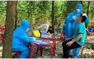 Yên Bái: Chốt chặt địa bàn và chung tay hỗ trợ công dân hồi hương về các địa phương