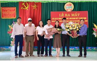 """Hội Nông dân Yên Bái: Ra mắt mô hình điểm """"Câu lạc bộ nông dân sản xuất, kinh doanh giỏi"""""""