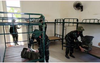 Yên Bái đảm bảo cơ sở vật chất đón công dân về từ thành phố Hồ Chí Minh và các tỉnh phía Nam
