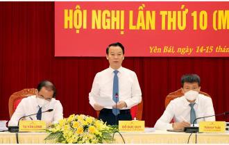 Hội nghị Ban Chấp hành Đảng bộ tỉnh Yên Bái lần thứ 10 (mở rộng): Thảo luận nhiều nội dung quan trọng