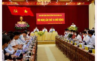 Yên Bái: Bứt tốc để hoàn thành toàn diện nhiệm vụ chính trị của năm 2021