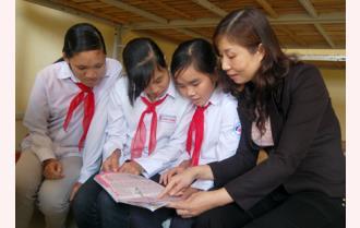 Cô giáo Hường - người mẹ thứ hai của học sinh
