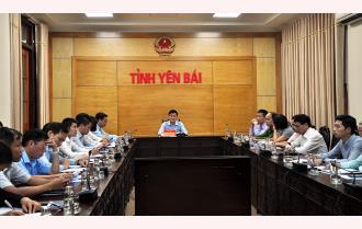 Yên Bái dự Hội nghị trực tuyến triển khai Cổng dịch vụ công quốc gia