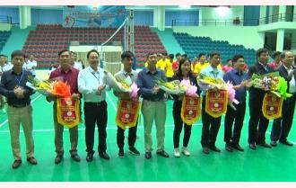 Khai mạc Giải Bóng chuyền Bông lúa vàng tỉnh Yên Bái lần thứ V- năm 2019