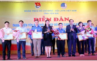 Yên Bái: Tổng kết Đề án hỗ trợ phát triển phong trào thanh niên Yên Bái khởi nghiệp sáng tạo, giai đoạn 2019 – 2020