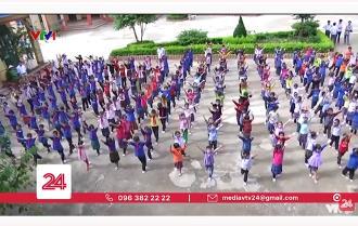 Yên Bái: Diện mạo mới của giáo dục vùng cao