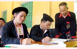 Kiên Thành gìn giữ văn hóa dân tộc từ Câu lạc bộ khuyến học