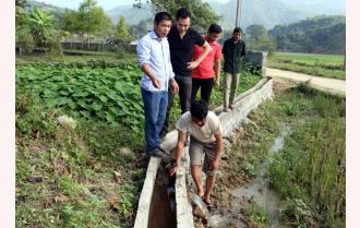 Trấn Yên: Hiệu quả Dự án Quản lý cộng đồng và nâng cao năng lực cho người dân tộc thiểu số Tày, Mông