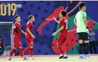 """BLV Quang Huy: """"U22 Việt Nam sẽ toàn thắng ở vòng bảng SEA Games 30"""""""