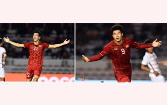 Thắng đậm Campuchia, U22 Việt Nam tái ngộ Indonesia tại chung kết SEA Games 30
