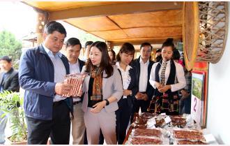 Thứ trưởng Bộ Nông nghiệp và Phát triển nông thôn thăm mô hình phát triển du lịch cộng đồng tại thị xã Nghĩa Lộ