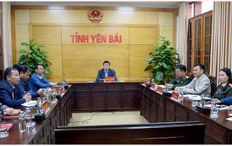 Yên Bái tham dự Hội thảo trực tuyến và Triển lãm quốc tế Ngày An toàn thông tin Việt Nam 2020