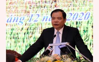 Bộ trưởng Nông nghiệp Nguyễn Xuân Cường: Chương trình xây dựng nông thôn mới vùng đặc biệt khó khăn đã đi vào cuộc sống sinh động, hiệu quả nhất