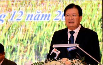 Phó Thủ tướng Chính phủ Trịnh Đình Dũng: Xây dựng nông thôn mới đạt kết quả to lớn, toàn diện và mang tính lịch sử