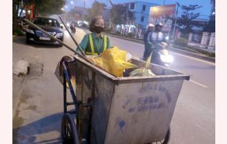 """Bùi Thị Hồng Minh - nữ lao công """"hai giỏi"""""""