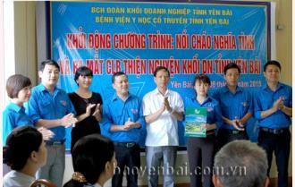 Phát triển Đảng trong đoàn viên thanh niên khối doanh nghiệp