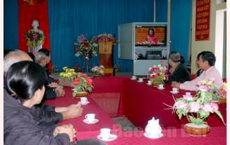Thành công của Đại hội XII: Niềm tin và kỳ vọng của người dân Yên Bái