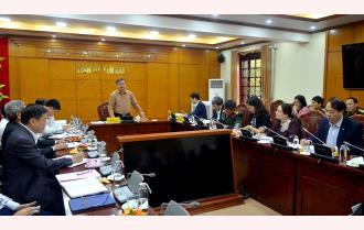 Ban Chỉ đạo 35 tỉnh Yên Bái triển khai nhiệm vụ năm 2020: Chủ động đấu tranh phản bác các quan điểm sai trái, thù địch