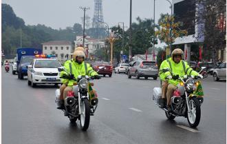 Yên Bái ra quân Năm An toàn giao thông năm 2020