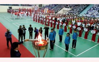 Khai mạc Hội khỏe Phù Đổng tỉnh Yên Bái lần thứ X