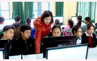 Yên Bái xây dựng trường chuẩn quốc gia: Nâng cao chất lượng giáo dục toàn diện