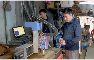 Văn Yên: Hiệu quả đề án đào tạo nghề cho lao động nông thôn