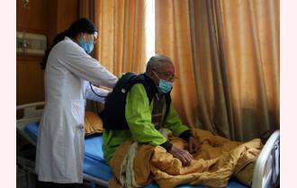 Yên Bái: Chủ động chống rét cho người bệnh