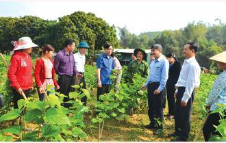Giao việc, khoán sản phẩm: Tạo chuyển biến trong hệ thống chính trị ở Yên Bái