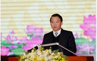 Phát biểu chỉ đạo của Bí thư Tỉnh ủy Đỗ Đức Duy tại Hội nghị báo công kết quả thực hiện nhiệm vụ chính trị năm 2020